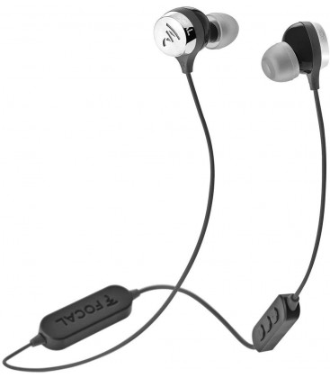 Casti Wireless in-ear cu Bluetooth®  4.1 Focal Sphear Wireless Black