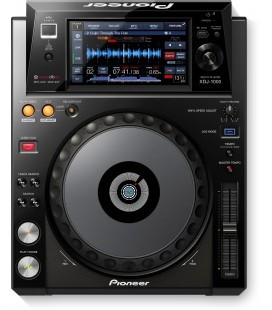 Pioneer XDJ-1000, dj media player