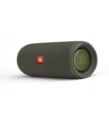 Boxa wireless portabila cu Bluetooth JBL Flip 5 verde