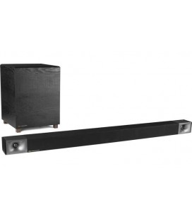 SoundBar KLIPSCH REFERENCE BAR 48W + Wireless Subwoofer, Wi-FI Direct, Playfi®
