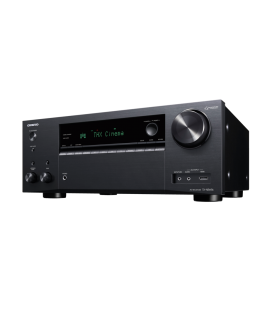 Network A/V Receiver 7.2 canale Onkyo TX-NR696 Black, DTS:X, Dolby Atmos®, Chromecast, Bluetooth®, Wi-Fi®, Spotify, FlareConnect