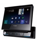 "DVD player auto 1DIN PIONEER AVH-A7100BT, ECRAN RETRACTABIL 7"", Bluetooth®, Mixtrax EZ si AppRadio Mode"
