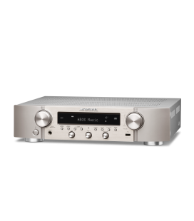 Network Receiver stereo MARANTZ NR-1200 SILVER, ULTRA-SLIM, HDMI, AirPlay 2, Siri, Google, Amazon Alexa - Voice Control, HEOS