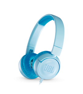 Casti on ear  JBL JR300 Ice Blue