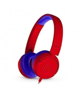 Casti on ear  JBL JR300 Spider Red