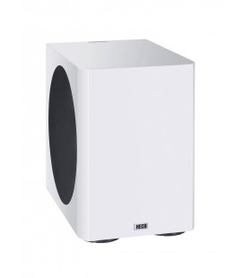 Subwoofer activ HECO ELEMENTA SUB 3830A White, 275W RMS