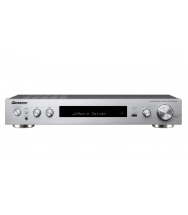 Network Receiver stereo hi-fi Pioneer SX-S30DAB SILVER, 2x80 Watts, 4 HDMI-Inputs, MCACC