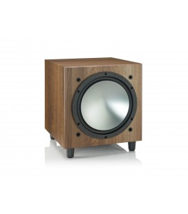 Subwoofer Activ Monitor Audio Bronze W10 WALNUT, 220W RMS