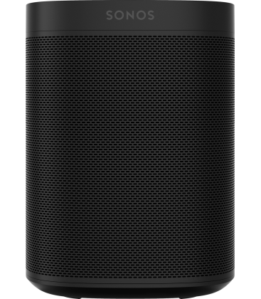 Boxa wireless SONOS ONE SL Black, Apple AirPlay 2, Class-D digital amplifiers, Stereo Pairing