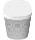 Boxa wireless SONOS ONE SL WHITE, Apple AirPlay 2, Class-D digital amplifiers, Stereo Pairing