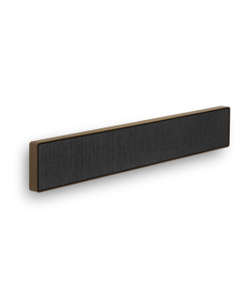 Soundbar Bang & Olufsen Beosound Stage SMOKED OAK/GREY, Dolby Atmos®, AirPlay 2, Bluetooth, HDMI ARC