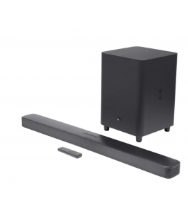Soundbar JBL BAR 5.1 Surround, Dolby® Digital, JBL Surround Sound, Wireless Subwoofer, Bluetooth®