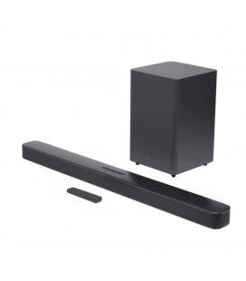 Soundbar JBL BAR 2.1 Deep Bass, Dolby® Digital, JBL Surround Sound, Wireless Subwoofer, Bluetooth®