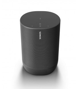Boxa wireless portabila SONOS MOVE Black, Alexa Voice Control, Google Assistant and AirPlay 2