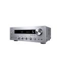 Network Receiver stereo Hi-Fi ONKYO TX-8390 SILVER, Chromecast built-in, AirPlay 2, and DTS Play-Fi®, DAB/DAB+