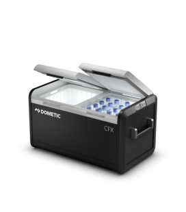 Frigider auto cu compresor Dometic CoolFreeze DOMETIC CFX3 75DZ NEW, 74 litri, afisaj digital, 12/24V, 100/240V AC, APP CFX3