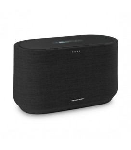 Boxa Activa Wireless Harman Kardon Citation 500 Black, 200W RMS, Google Assistant, Multiroom
