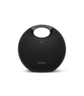 Boxa portabila Wireless cu Bluetooth® Harman Kardon Onyx Studio 6 black, IPX7, Playtime up 8 hours