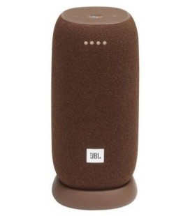 Portable Wi-Fi Speake  JBL Link Portable Brown, Wireless streaming via Wi-Fi or Bluetooth, Google Assistant