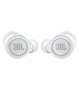 True wireless in-ear headphones with Smart Ambient  JBL Live 300TWS White, Bluetooth®  5.0,  Google Assistant,  Amazon Alexa