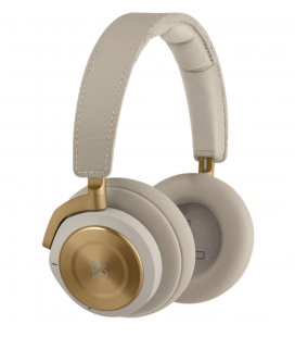 Casti wireless on ear cu microfon Bang & Olufsen Beoplay H9i Bronze Tone, ANC Active Noise Cancelling