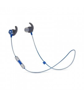 Lightweight Wireless Sport Headphones  JBL Reflect Mini 2 Blue, Bluetooth®  4.2, Sweatproof, IPX5