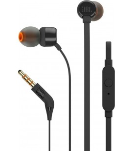 In-ear headphones JBL Tune T110 Black,