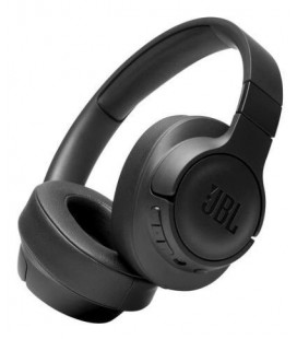 Wireless Over-Ear Headphones JBL Tune 700BT Black, Bluetooth 4.2