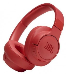 Wireless Over-Ear Headphones JBL Tune 700BT Coral, Bluetooth 4.2