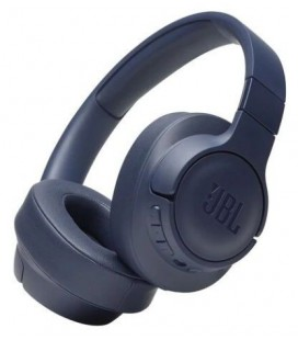 Wireless, active noise cancelling over-ear headphones JBL Tune 750BTNC Blue, Bluetooth 4.2