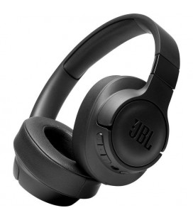 Wireless, active noise cancelling over-ear headphones JBL Tune 750BTNC Black, Bluetooth 4.2