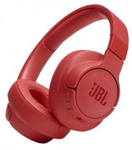 Wireless, active noise cancelling over-ear headphones JBL Tune 750BTNC Coral, Bluetooth 4.2