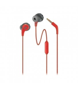 Casti sport in ear cu fir JBL ENDURANCE RUN RED