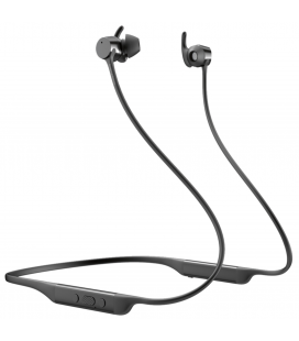Casti Bluetooth Wireless Bowers & Wilkins PI4 BLACK, Adaptive Noise Cancellation, Bluetooth 5.0 cu AptX