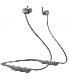 Casti Bluetooth Wireless Bowers & Wilkins PI4 SILVER Adaptive Noise Cancellation, Bluetooth 5.0 cu AptX