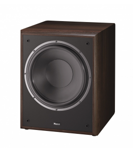 Subwoofer activ Magnat Monitor Supreme Sub 302A Mocca, 30cm, 100W RMS