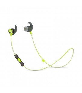 Casti Wireless Sport JBL REFLECT MINI 2 GREEN, Lightweight Bluetooth®  4.2, Sweatproof, IPX5