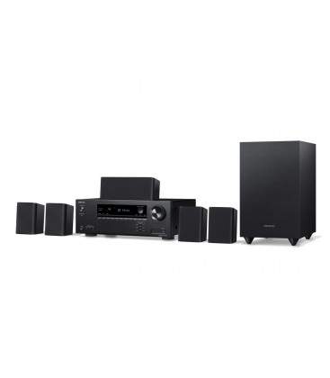 Sistem Home Cinema 5.1.2 Onkyo HT-S3910, Dolby® TrueHD, DTS-HD Master Audio™
