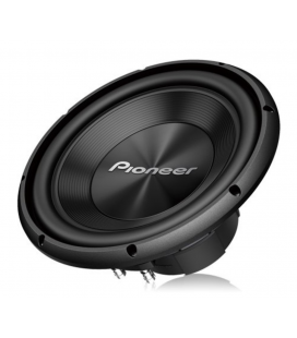 Subwoofer auto Pioneer TS-A300D4, 30cm, 500W RMS, 2 x 4 Ohmi, 77 dB