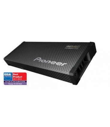 Subwoofer auto Activ Pioneer TS-WX70DA, 100W RMS, ExtraFlat, 104 dB - bucata