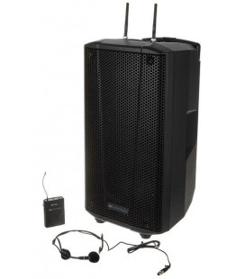 Sistem Audio PA portabil  dB TECHNOLOGIES B Hype M (BT), 190W RMS , 123 dB, BLUETOOTH, USB