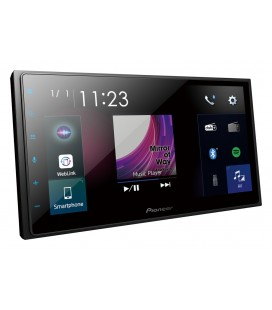 Multimedia Player Auto PIONEER SPH-DA250DAB, 2DIN, Ecran tactil 6.8 inch, Bluetooth, 4x50W, Apple CarPlay, Android Auto