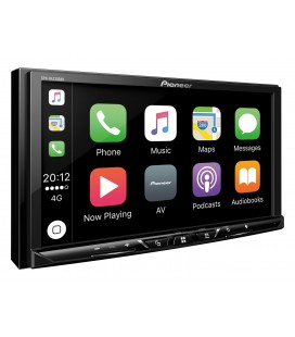Multimedia Player Auto PIONEER SPH-DA230DAB, 2DIN, Ecran tactil 7 inch, Bluetooth, 4x50W, Apple CarPlay, Android Auto