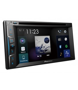 DVD player auto 2 DIN PIONEER AVH-Z2200BT, 4X50W, ECRAN TACTIL 6.2 INCH Bluetooth®, Apple Carplay, Waze