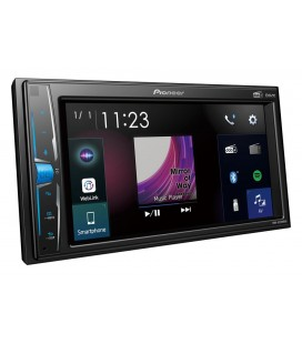 "Media Player Auto DMH-A3300DAB, 2DIN, Ecran tactil 6.2"", 4x50W, DAB/DAB+ Digital Radio, WebLink, Bluetooth, 13-band GEQ"