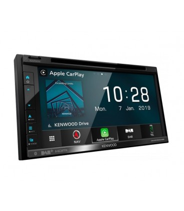 NAVIGATIE AUTO 2DIN KENWOOD DNX5190DABS, Bluetooth®, Compatibil Apple CarPlay, Android Auto