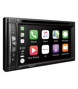 "NAVIGATIE AUTO 2DIN PIONEER AVIC-Z630BT, ECRAN TACTIL 6.2"", APPLE CARPLAY, WAZE, BLUETOOTH, CD/DVD, DUAL USB, 4X50W"