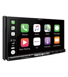 "NAVIGATIE AUTO 2DIN PIONEER AVIC-Z920DAB, ECRAN TACTIL 7"", APPLE CARPLAY, WAZE, BLUETOOTH, CD/DVD, DUAL HDMI, 4X50W"