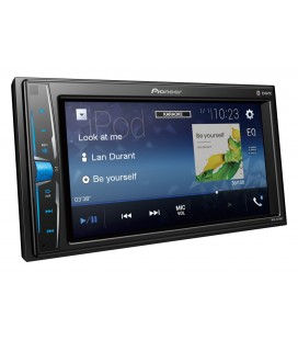 "MultiMedia Player Auto PIONEER MVH-A210BT, 2DIN, Ecran 6.2"", Bluetooth, USB, 4x50W, Aux-In, iPod / iPhone Direct Control"