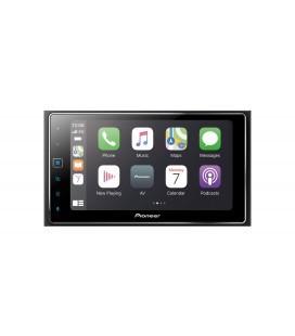 "Multimedia Player Auto PIONEER SPH-DA130DAB, 2DIN, Ecran tactil 6.2"", Bluetooth, 4x50W, Apple CarPlay, Android Auto, DAB+, Waze"